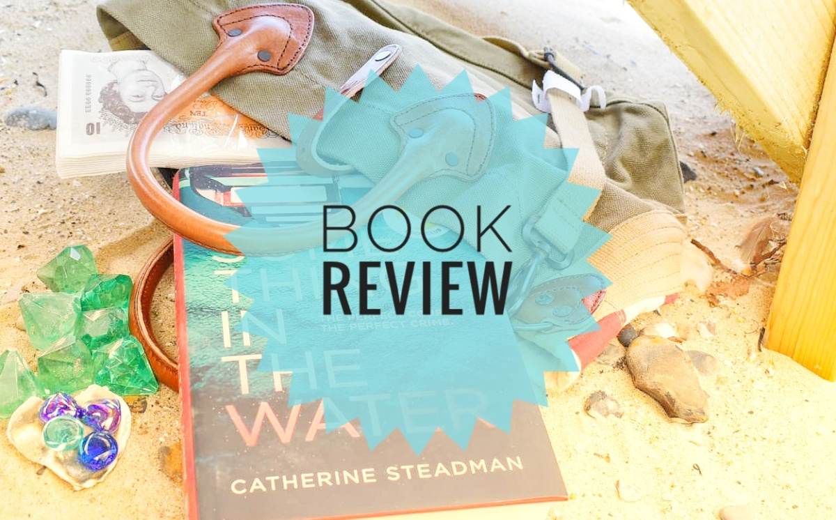 BOOK REVIEW: Something in the Water....