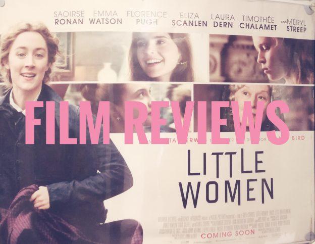 Saorise Ronan on movie poster