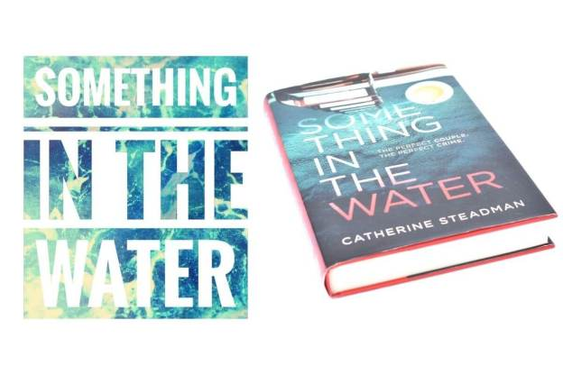 something water book