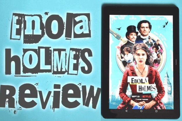 enola holmes tablet