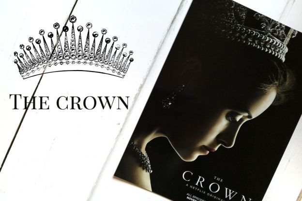 crown poster on white floor